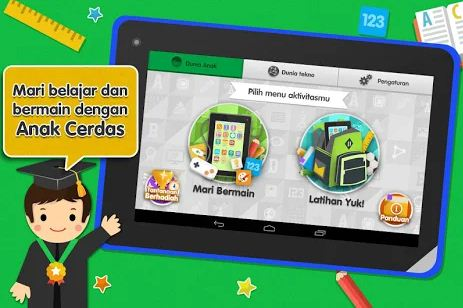 download aplikasi belajar anak sd